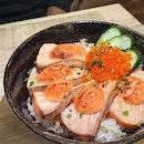 Mentaiko Salmon Don ($17.80)