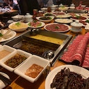 Yuan Yang Hot Pot ($32++)