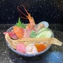 Kaisen Chirashi Meshi Set ($19.80++)