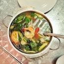 Yes #tomyum #thai #dinner