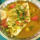 A must order whenever we eat here - steamed fish.