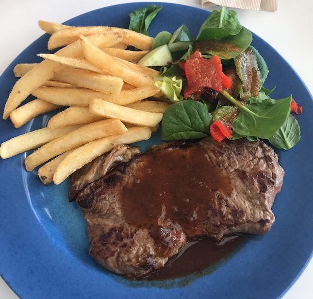 Steak 🥩 Lunch Meal Set