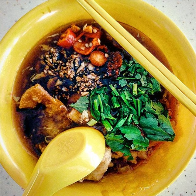 Tiong bahru famous lor mee!