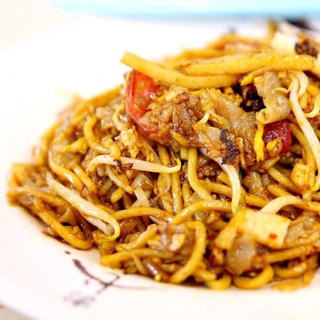 'Healthier' Char Kway Tiao - No lard, less oil @ Tiong Bahru Market