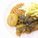 #Singapore Style Western food
