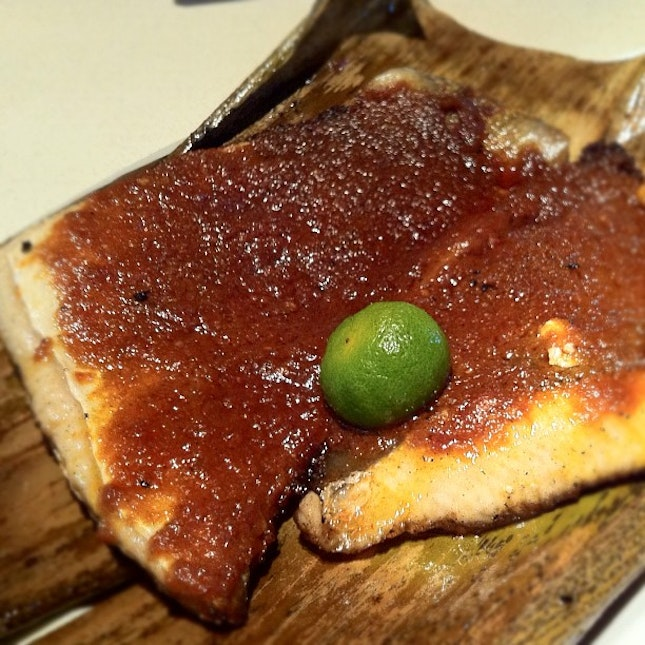 This Sambal Stingray understands the stings of inflation at $12