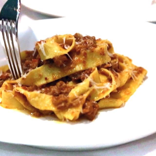 Northern Italian Meat Ragu.