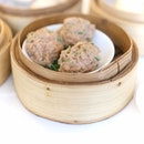 Dim Sum with old friends, ordered these Beef Balls because not every Chinese restaurant serves a good rendition of it.