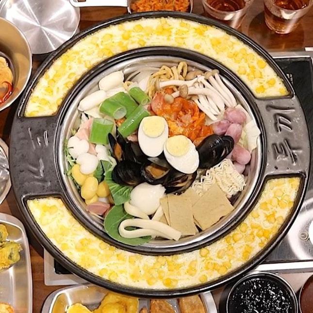 맛있는 Popular Korean Tteokbokki Hotpot Buffet Restaurant Dookki Has Opened At Clementi Mall.