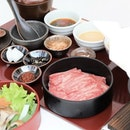 If you want to savour the authentic and sublime flavours of MAI's signature dashi, get the Shabu-Shabu set.