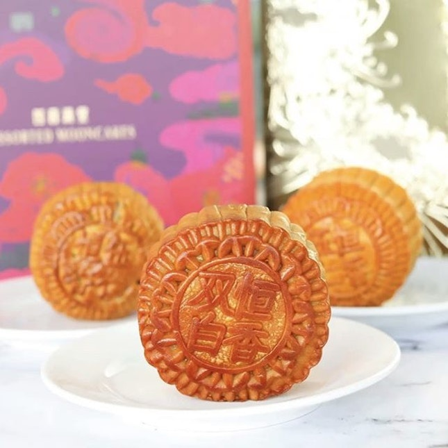 Talk about the best traditional mooncakes from Hong Kong, and Hang Heung Cake Shop 恒香老饼家's mooncakes will certainly come to mind.