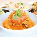 Craving for those Singapore Chilli Crab from TungLok Seafood @tunglokgroup .