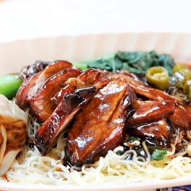 Fu Shun Shao La Mian Jia (Maxwell Food Centre) Reviews - Singapore | Burpple