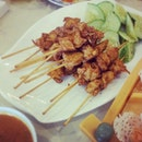 #vegetarian #satay #weird #food