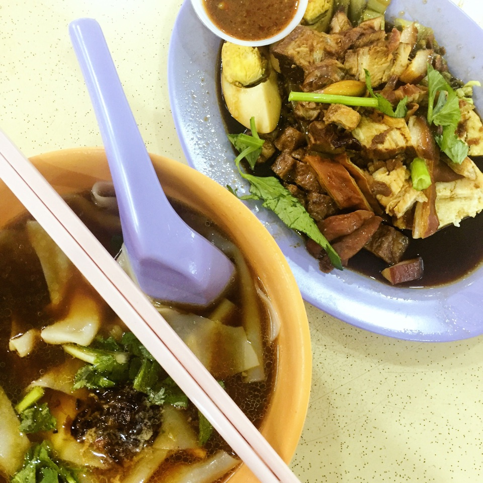 Kway Chap For 1pax ($4.50)