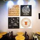 First time visiting tea café.