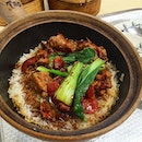 Yummy Claypot rice from 881 Kopitiam (Kimpo).