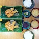 Thick Pork Loin Katsu and Shrimp Tempura  S$ 24.90++ 📍: Tonkatsu Agedoki, @eatat7