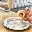 <🇩🇪> Großartigkeit in einem Pau <🇬🇧> Awesomeness in a bun • 🥐: Custard Bun - S$1.2 📍: @onecanton @bugisjunctionxbugisplus Singapore