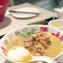 <🇫🇷> Un frère ne peut pas être un ami, mais un ami sera toujours un frère <🇬🇧> A friend is closer than a brother • 🍜: Niku Soba With Onsen Egg - S$22++ 📍: @ippudosg @tanjongpagarcentre Singapore