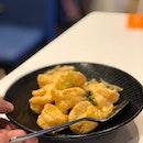 <🇩🇪> mal was gutes essen <🇬🇧> sometime eating something good • 🍤: Salted Egg Prawn - S$24++ (Small) 📍: @jumboseafoodsg @ion_orchard Singapore