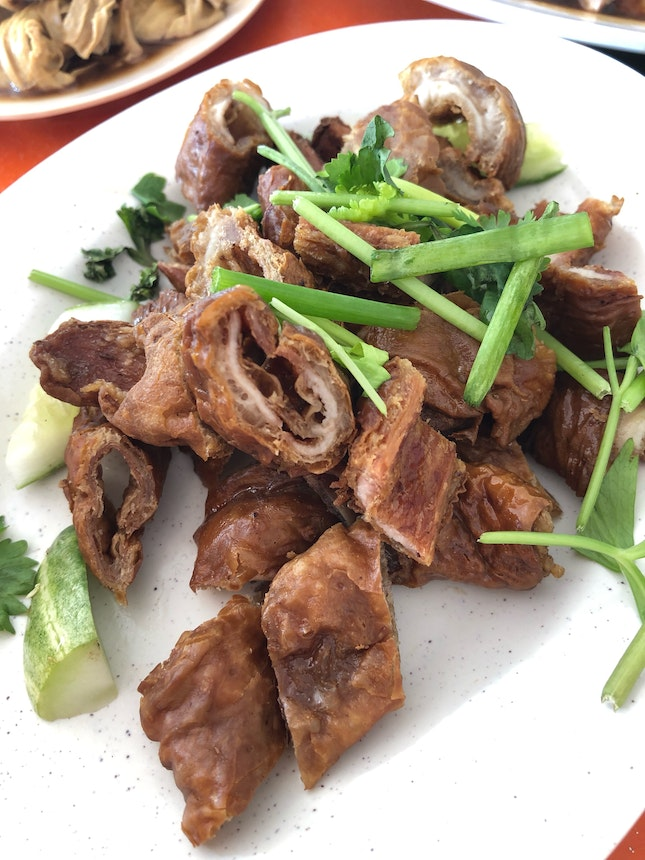 Kway Chap With A Difference But Maybe Better For Dinner/Supper