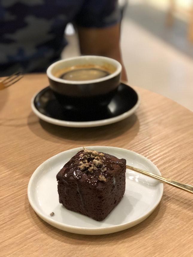 Overpriced Brownie