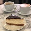 Yummy Dark Chocolate Cheesecake