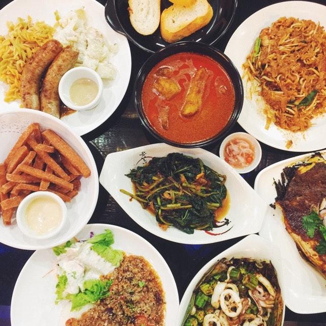 Traditional Hawker Food