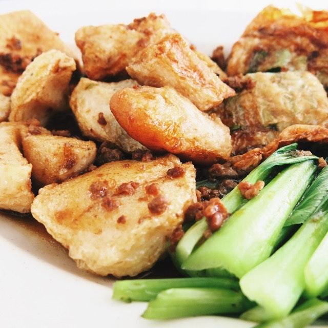 Lao Fu Lin Niang Dou Fu ($10 For 2)