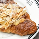 Dare I say best almond croissant in Singapore?