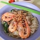 The prawn noodles from Min Nan was so good that it was a clear frontrunner as one of our favorites in this food centre.