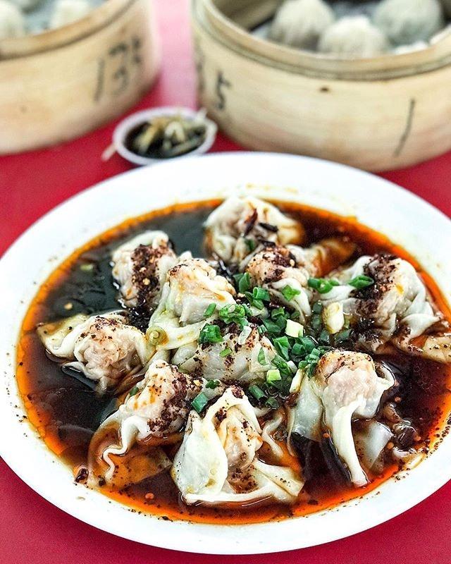 Zhong Guo La Mian Xiao Long Bao 中国拉面小笼包 (Chinatown Complex Market & Food Centre)