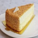 The one item that you have to order when at Henri Charpentier is their Double Cheesecake ($7.90), which is essentially a three-layer cake.