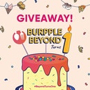 Burpple Beyond turns ONE and I will be doing a giveaway to 2 lucky winners who will each get an All Day (Annual) Burpple Beyond Membership Plan, worth $69 each!