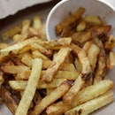 It's the weekends and I'm craving for some fries.