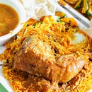 Tekka Food Centre is known for many things, but the one thing that it is most famous for is the many stalls that sell briyani.