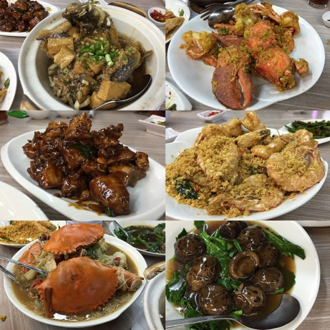 The Place For Best Crab Beehoon