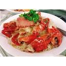 《螃蟹米粉》 #mothersday2014 #sgfood #pinsi #safrayishun #whateileeneats #favourite #seafood