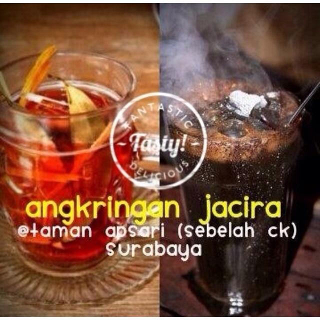 Angkringan Jacira Surabaya adalah angkringan yang terletak ...
