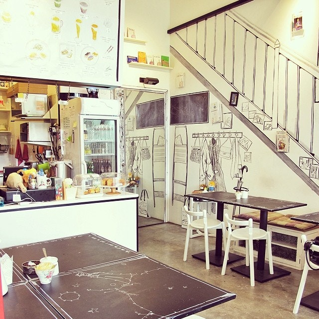 The Little Prince Cafe (Somme Road)