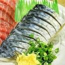 Yellowfin Tuna 🐠 Shime Saba 🐟 Sashimiiiiiiiii 😍