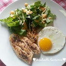 Hello...φ(´ー`*)♥ Today's healthy lunch!♥