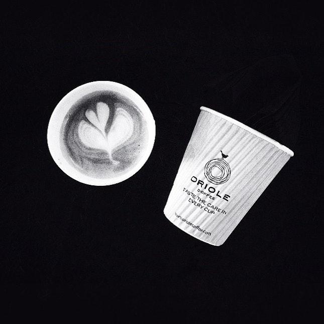 Cafe-hopping journey.