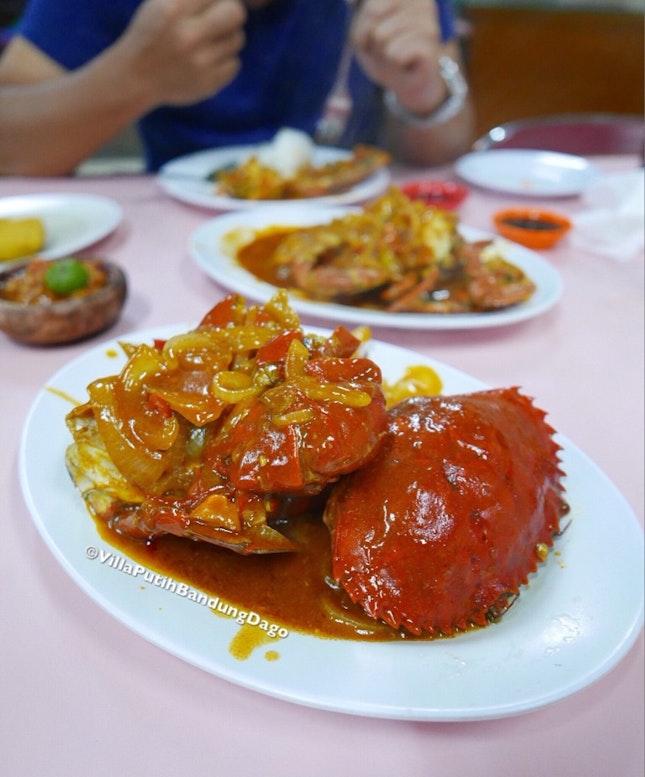 RM Seafood Pondok Pesanggrahan