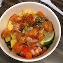 Makai Original Shoyu Salmon Poké Bowl
