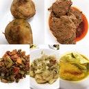 Superb Beef Rendang 👌@ Warong Nasi Pariaman