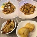 Dry Mee Siam & Mee Tai Mak