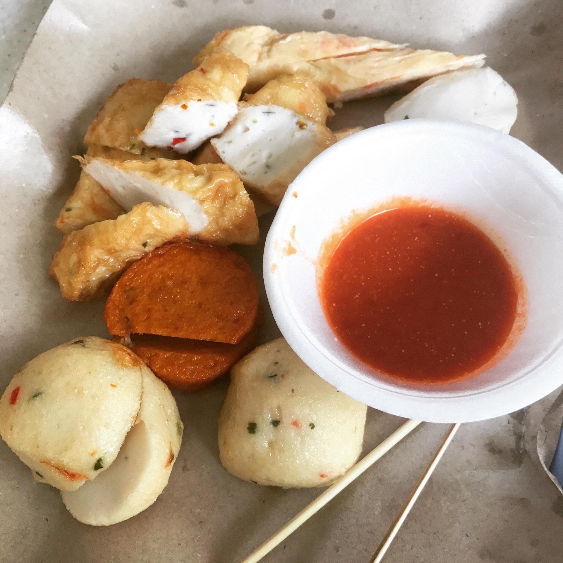 Tiong Bahru Fishball (Tiong Bahru Market)