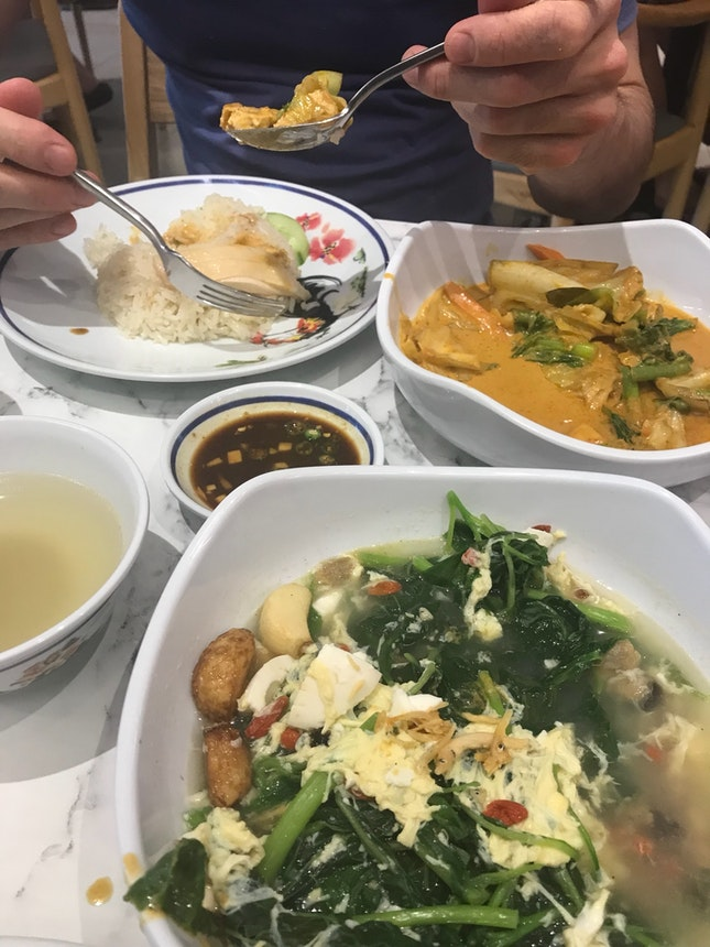 Bangkok No.1's Chicken Rice In SG